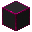 Glowing Hexorium-Coated Stone (Pink)