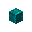 Mini Energized Hexorium (Cyan)