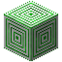 White Concentric Hexorium Block (Green).png