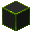 Glowing Hexorium-Coated Stone (Lime)